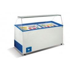 морозильная витрина VENUS 56 для мягкого мороженого