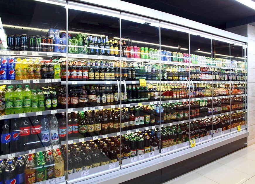 холодильный шкаф цена
