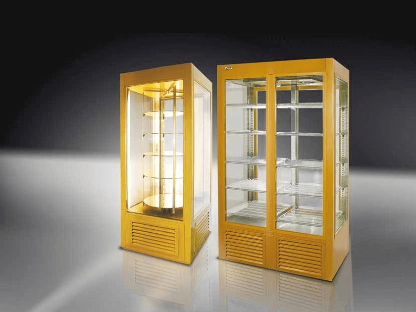 Кондитерские холодильные шкафы