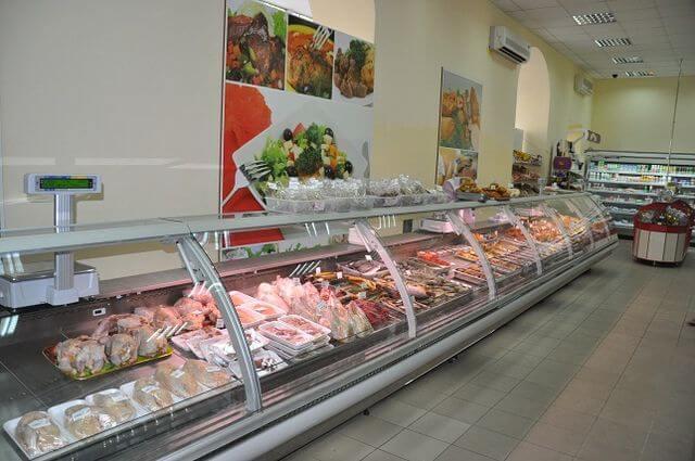Продажа холодильных витрин